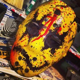 Kill Joy Club Hockey Mask Psychopathic Records