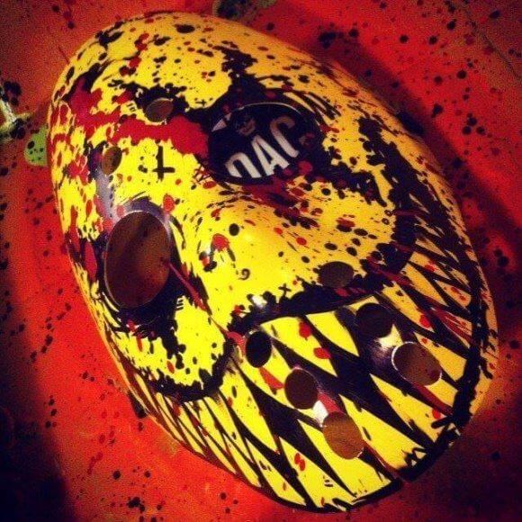 Kill Joy Club Hockey Mask