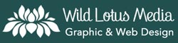 Graphic and web design by Wild Lotus Media in Vineland New Jersey